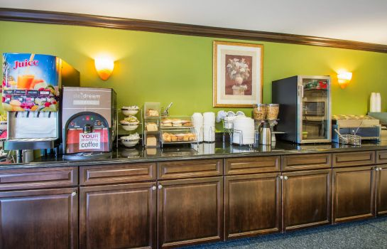 Restaurant Sleep Inn and Suites Jacksonville