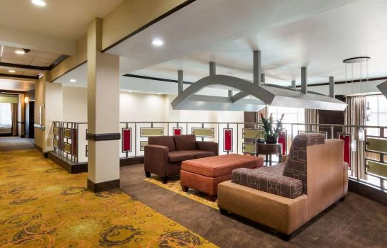 Lobby Comfort Suites Jewett