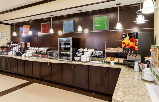 Restaurante Comfort Suites Jewett