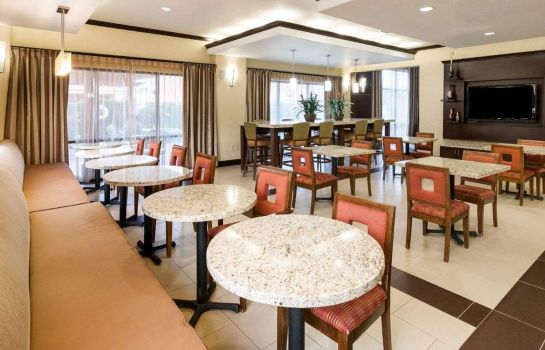 Restauracja Comfort Suites Jewett