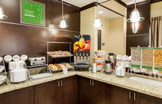 Restaurant Comfort Suites Jewett