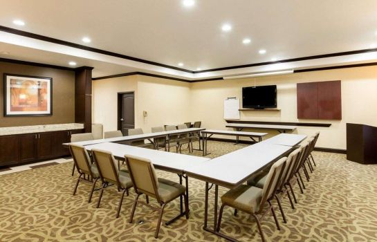 Conference room Comfort Suites Jewett