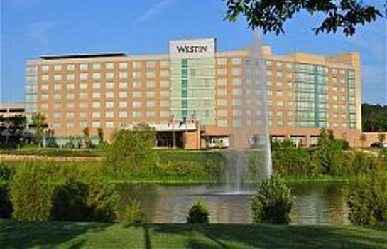 Exterior view The Westin Washington Dulles Airport