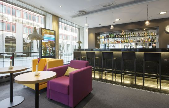 Hotel bar PARK INN BY RADISSON OSLO