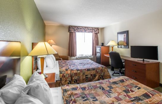 Chambre Sleep Inn & Suites