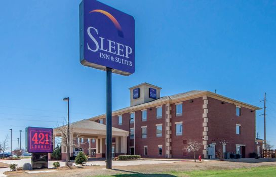 Buitenaanzicht Sleep Inn & Suites Lawton
