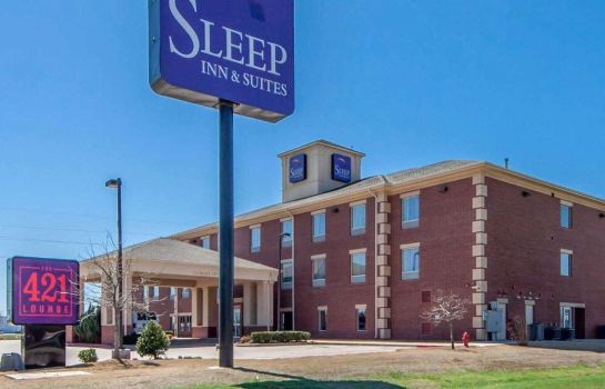 Vista exterior Sleep Inn and Suites
