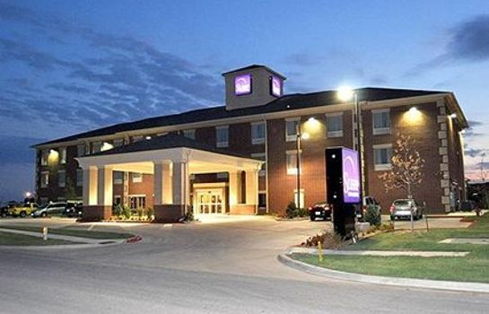 Exterior view Sleep Inn & Suites Lawton