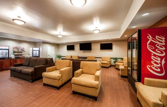 Bar del hotel Sleep Inn and Suites