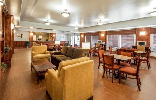Hol hotelowy Sleep Inn & Suites Lawton