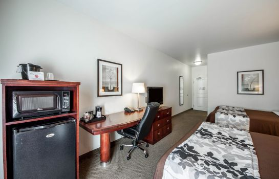 Chambre Sleep Inn & Suites Lawton
