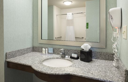 Zimmer Hampton Inn - Suites Lincoln - Northeast I-80