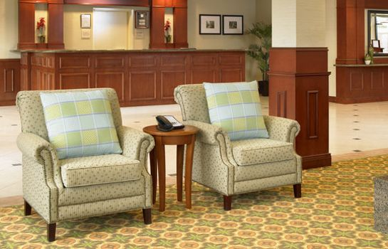 Lobby Hilton Garden Inn Atlanta West-Lithia Springs