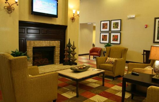 Hotelhalle Homewood Suites by Hilton Macon-North