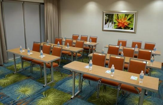 Salle de séminaires SpringHill Suites Miami Downtown/Medical Center