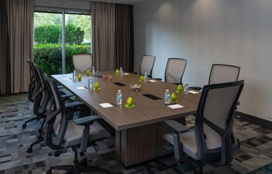 Sala de reuniones SpringHill Suites Miami Downtown/Medical Center
