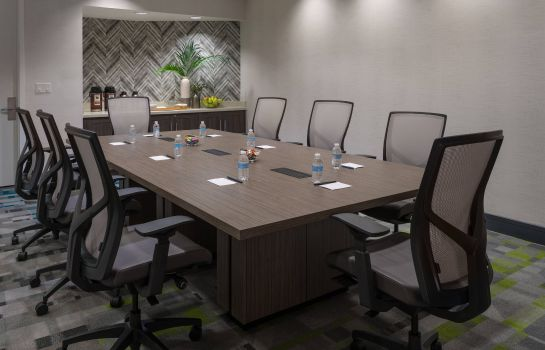 Conference room SpringHill Suites Miami Downtown/Medical Center