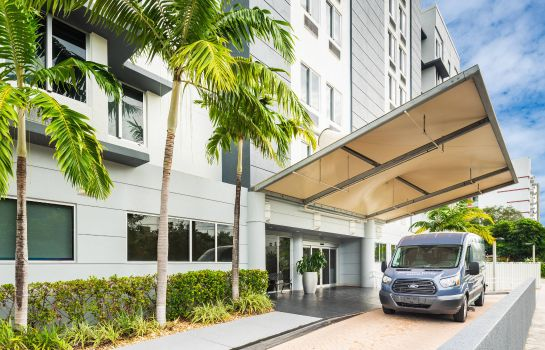 Information SpringHill Suites Miami Downtown/Medical Center
