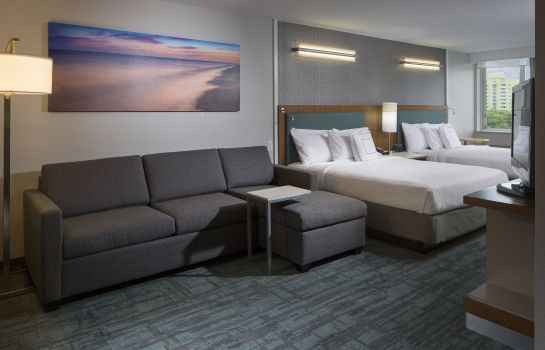 Kamers SpringHill Suites Miami Downtown/Medical Center
