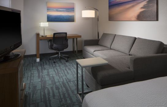Zimmer SpringHill Suites Miami Downtown/Medical Center