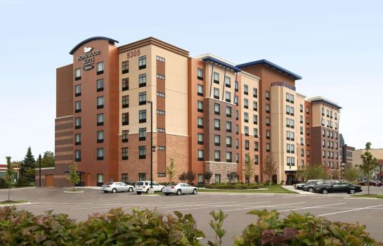 Vista esterna Homewood Suites by Hilton Minneapolis-StLouis Park at West