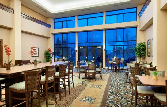 Hotelhalle Homewood Suites by Hilton Minneapolis-StLouis Park at West