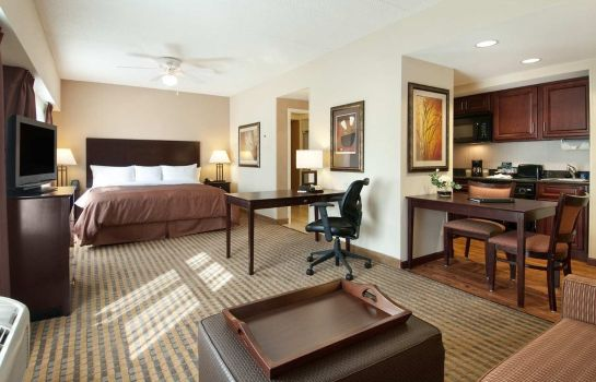 Suite Homewood Suites by Hilton Minneapolis-StLouis Park at West