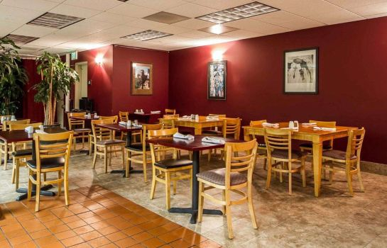 Ristorante Clarion Hotel Downtown Oakland City Center