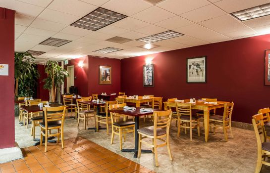 Restaurante Clarion Hotel Downtown Oakland City Cent