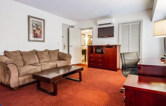Suite Clarion Hotel Downtown Oakland City Cent