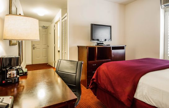 Zimmer Clarion Hotel Downtown Oakland City Center