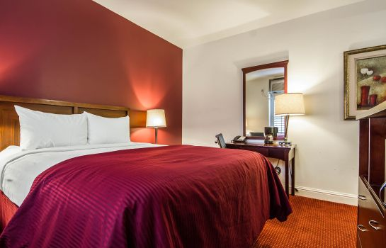 Kamers Clarion Hotel Downtown Oakland City Cent