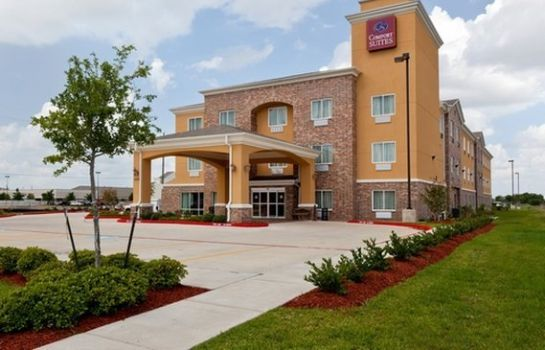 Buitenaanzicht Comfort Suites Pearland - South Houston