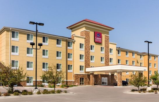 Buitenaanzicht Comfort Suites Rapid City