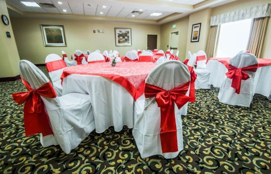 Conference room Comfort Suites Orlando Airport