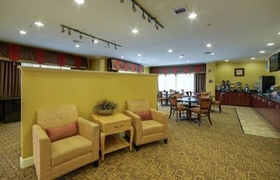 Hall de l'hôtel Comfort Suites Pearland - South Houston