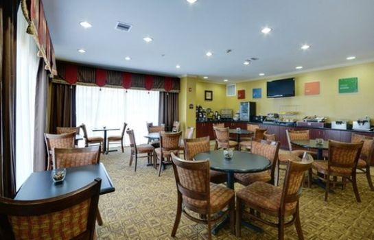 Restaurant Comfort Suites Pearland - South Houston