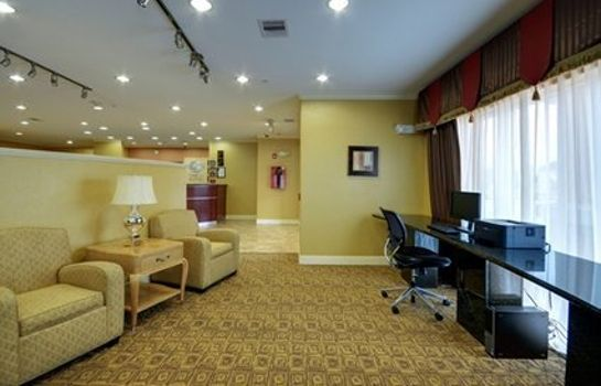 info Comfort Suites Pearland - South Houston