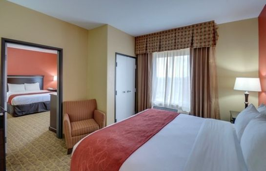 Chambre Comfort Suites Pearland - South Houston