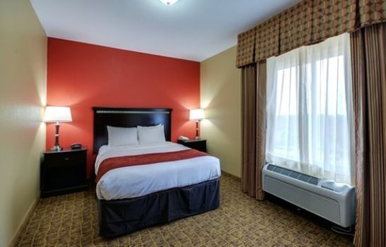 Kamers Comfort Suites Pearland - South Houston