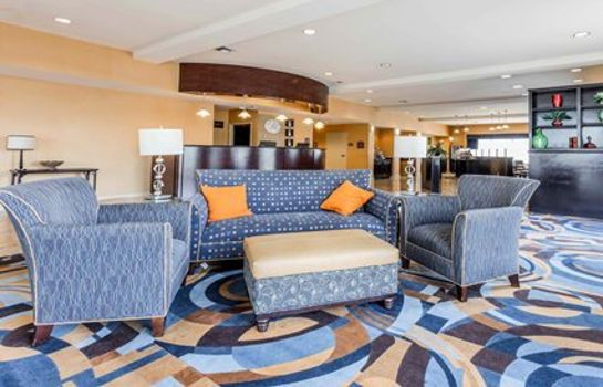 Hotelhalle Comfort Suites Pell City