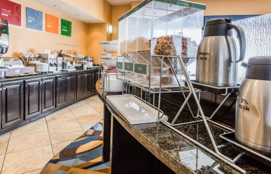Restauracja Comfort Suites Pell City