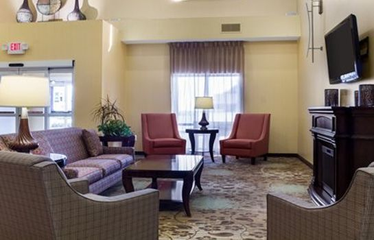 Hotelhalle Comfort Suites Rapid City