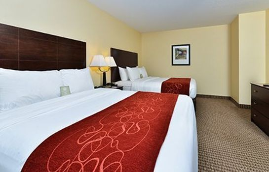 Zimmer Comfort Suites Rapid City