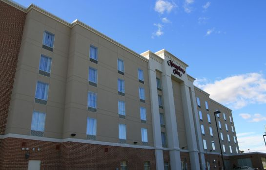 Außenansicht Hampton Inn Richmond-South VA