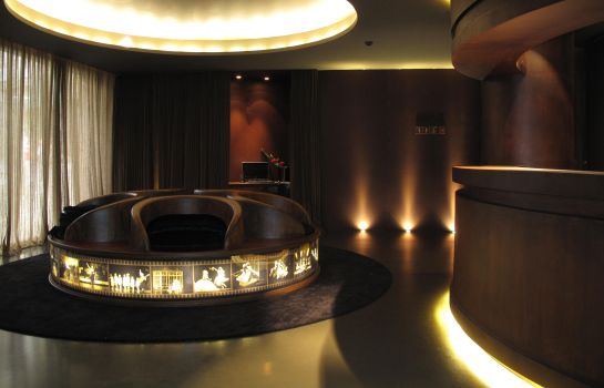 Reception Hotel Teatro - Design Hotels