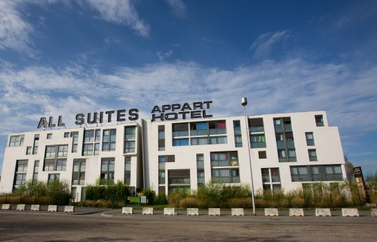 Zdjęcie All Suites Appart Hotel Bordeaux Lac