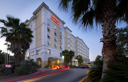 Außenansicht Hampton Inn - Suites Savannah-Midtown GA