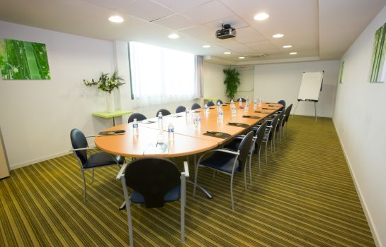 Sala konferencyjna All Suites Appart Hotel Bordeaux Lac