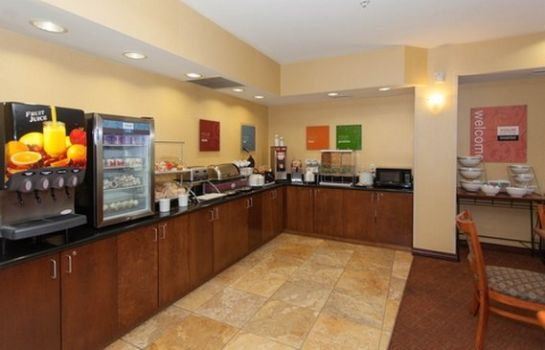 Restauracja Comfort Suites East